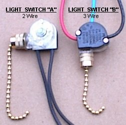 Ceiling Fan Parts Pull Chain Switch