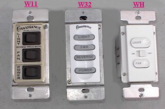 Ceiling fan parts wall switch for ceiling fans aloadofball Choice Image