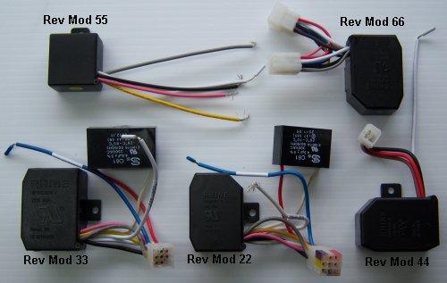 Ceiling Fan Parts Reversing Module